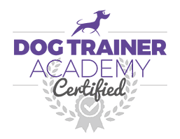 Dog Trainer Academy Certified Logo Win Win Sam Andrews Paul 257px